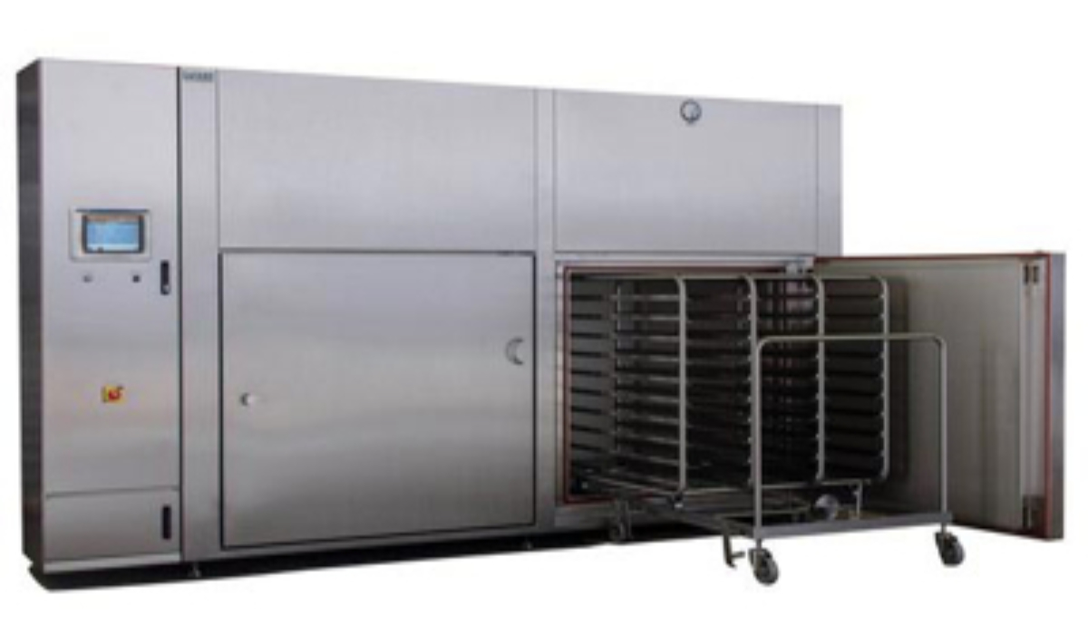 Session qualification of dry heat sterilization