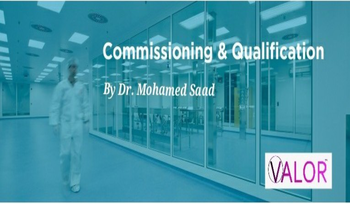 Session Commissioning and Qualification - CPGPb278